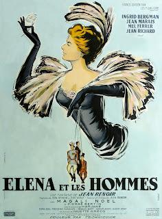 Elena y los hombres Film poster