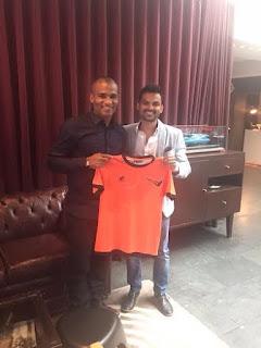 Florent Malouda joins Delhi Dynamos FC