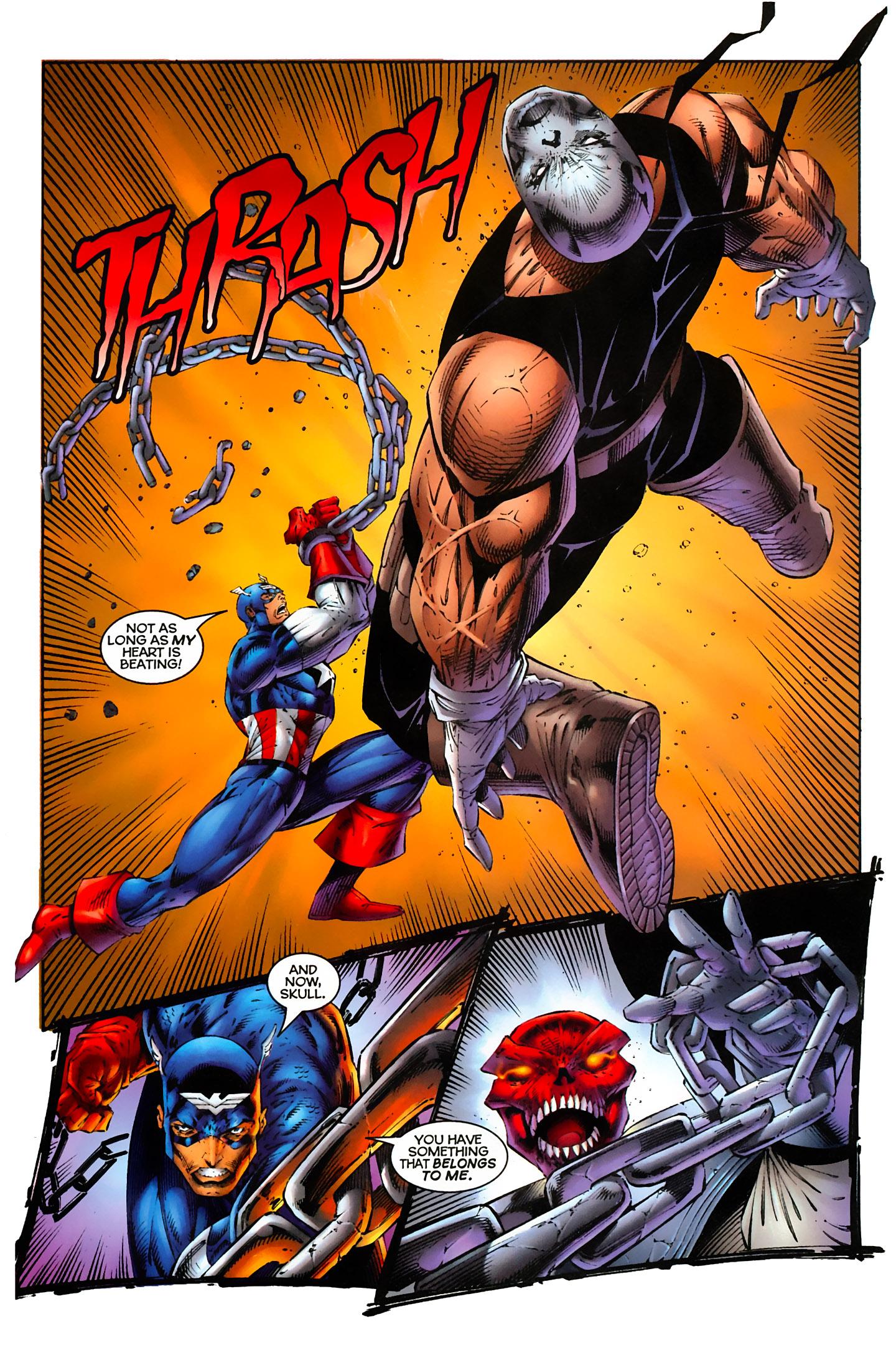 Captain America (1996) Issue #4 #4 - English 14