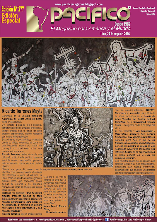 Revista Pacífico Nº 277 Edición Especial