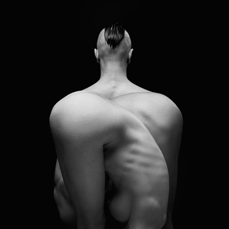 Klecksography. Olivier Valsecchi