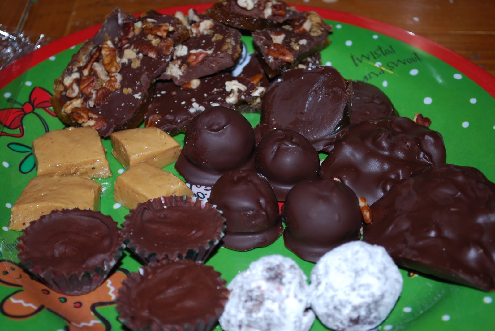 Recipe Christmas Candy