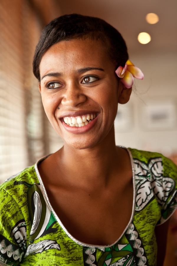 hot fiji women