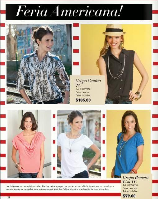 Ropa de Moda de Juana C-1 2015