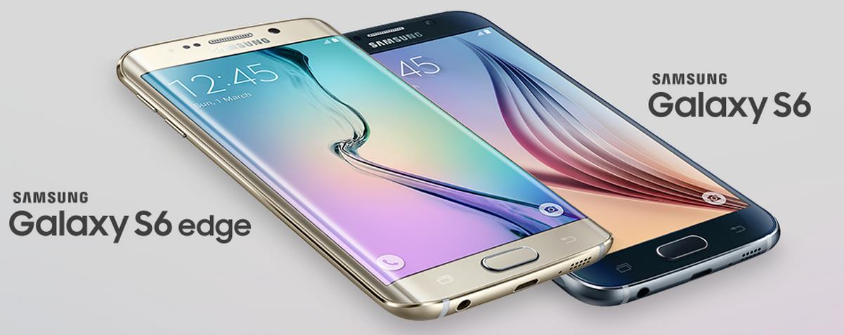سامسونج تطلق هاتفها Galaxy S6 بتصميمين مختلفين