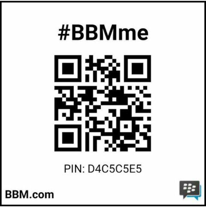 PIN Blackberry