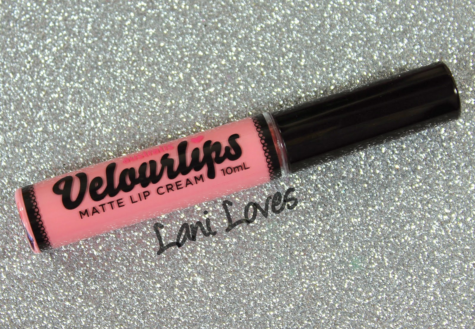 Australis Velourlips - HO-CHEE-MIN Swatches & Review