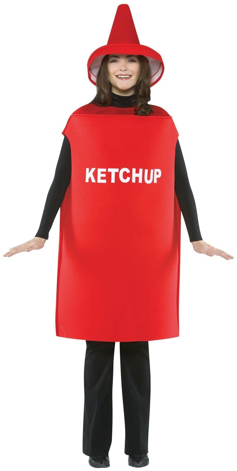Ketchup Costume