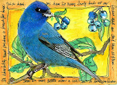 BLUE BIRDS OF JOY