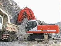 Excavator CED460-5 Face-shovel