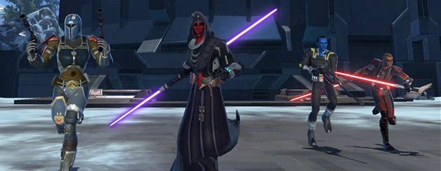 Star Wars The Old Republic: SWTOR: Не убьет, но покалечит