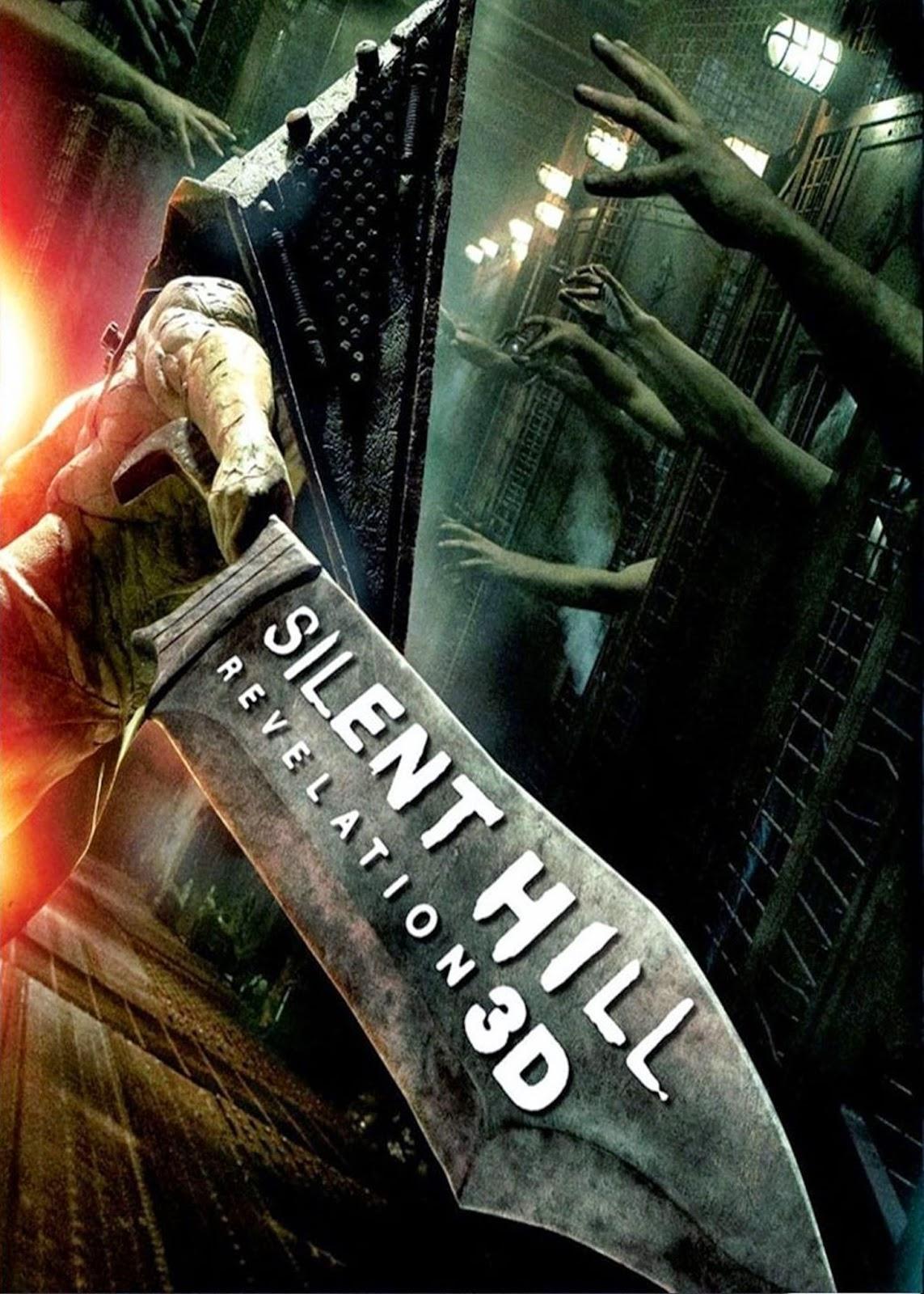 Silent Hill: Revelation 3D - Silent Hill 2 (2012)