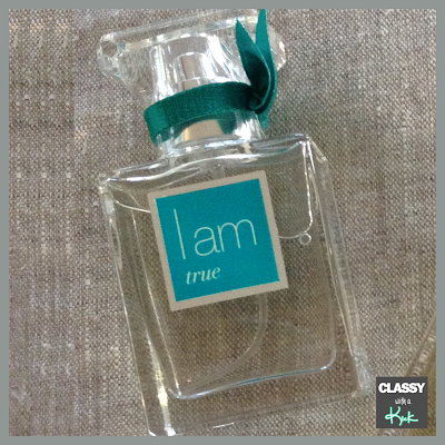 Classy with a Kick: I am Fragrance I am True