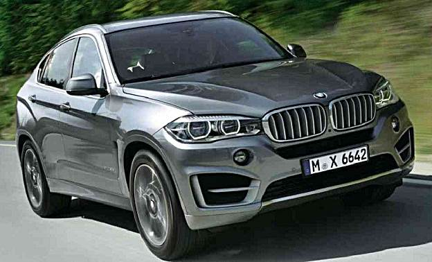 2017 BMW X6 Price and Release Date