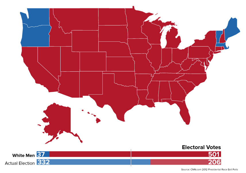 random notes: geographer-at-large: How Obama Won the Election
