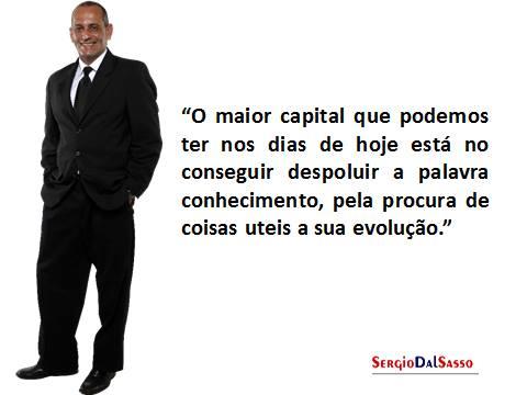 Sérgio Dal Sasso: consultor palestrante administração, empreendedorismo e carreiras
