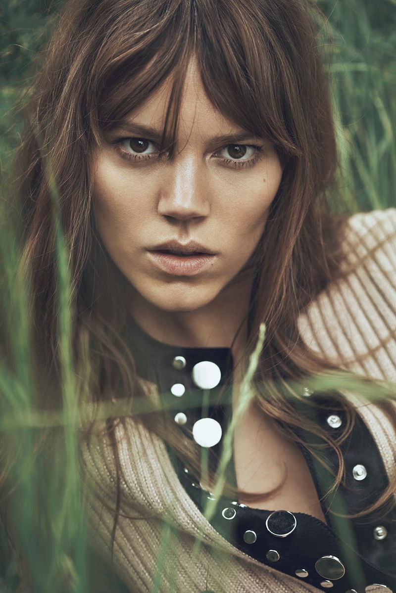 Freja By Lachlan Bailey For Wsj September 2015