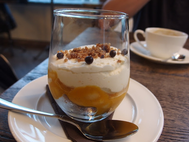 Just in Style holiday Lithuania part 4 - lattes and desserts