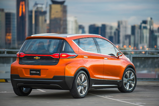 Chevrolet and LG Created the New Bolt EV