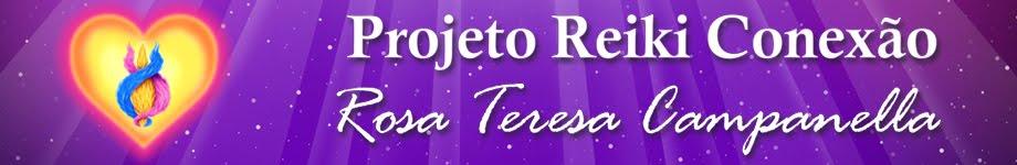 Projeto Reiki Conexão Rosa Campanella