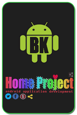 BK Home Project