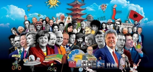 """Flamuri Shqiptarë në """"Bota në 2016"""" tek """"The Economist"""""""