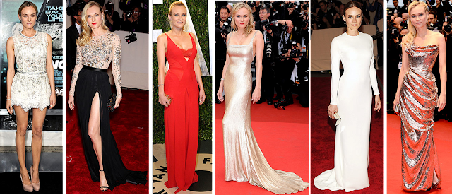 Diane Kruger, fashion, red carpet, style icon