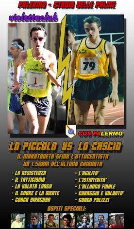 Lo Piccolo vs Lo Cascio