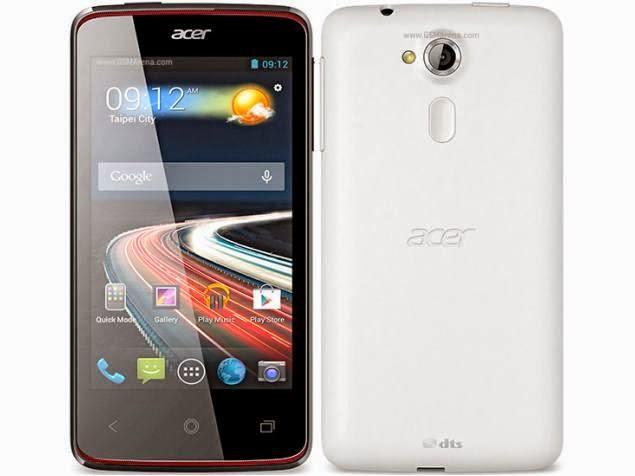 Spesifikasi dan Harga Acer Liquid Z4 | Android Murah 1 jutaan