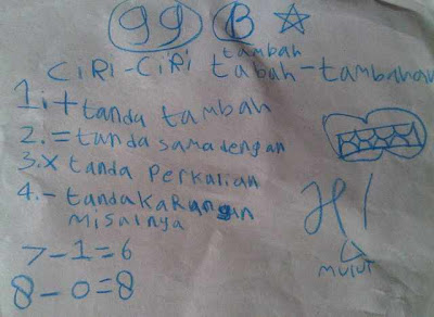 belajar matematika dengan bercerita