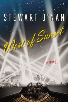 West of Sunset by Steward O'Nan