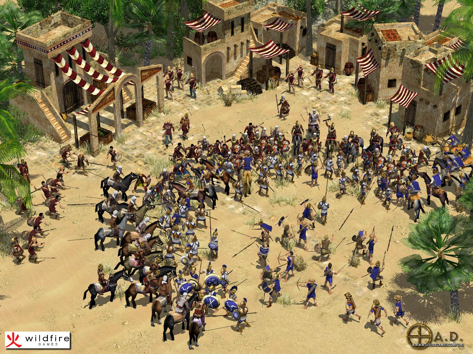 0 A.D. Screenshot 2