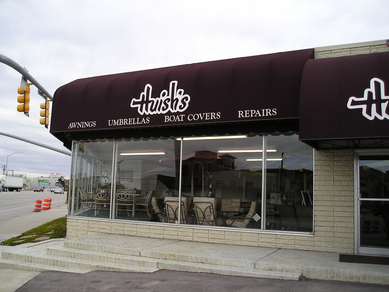 Huish's - Awnings, Pergolas, Patio Furniture & More!