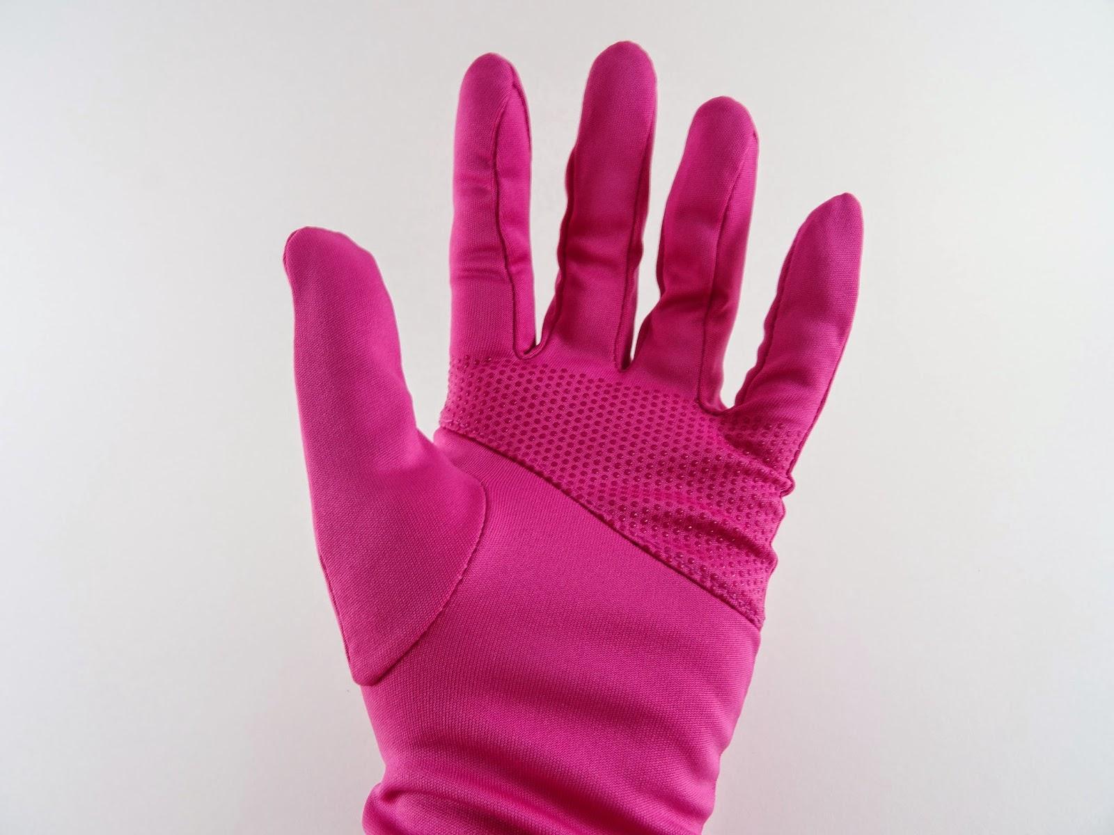 UV100-抗UV純色纖細中長女手套
