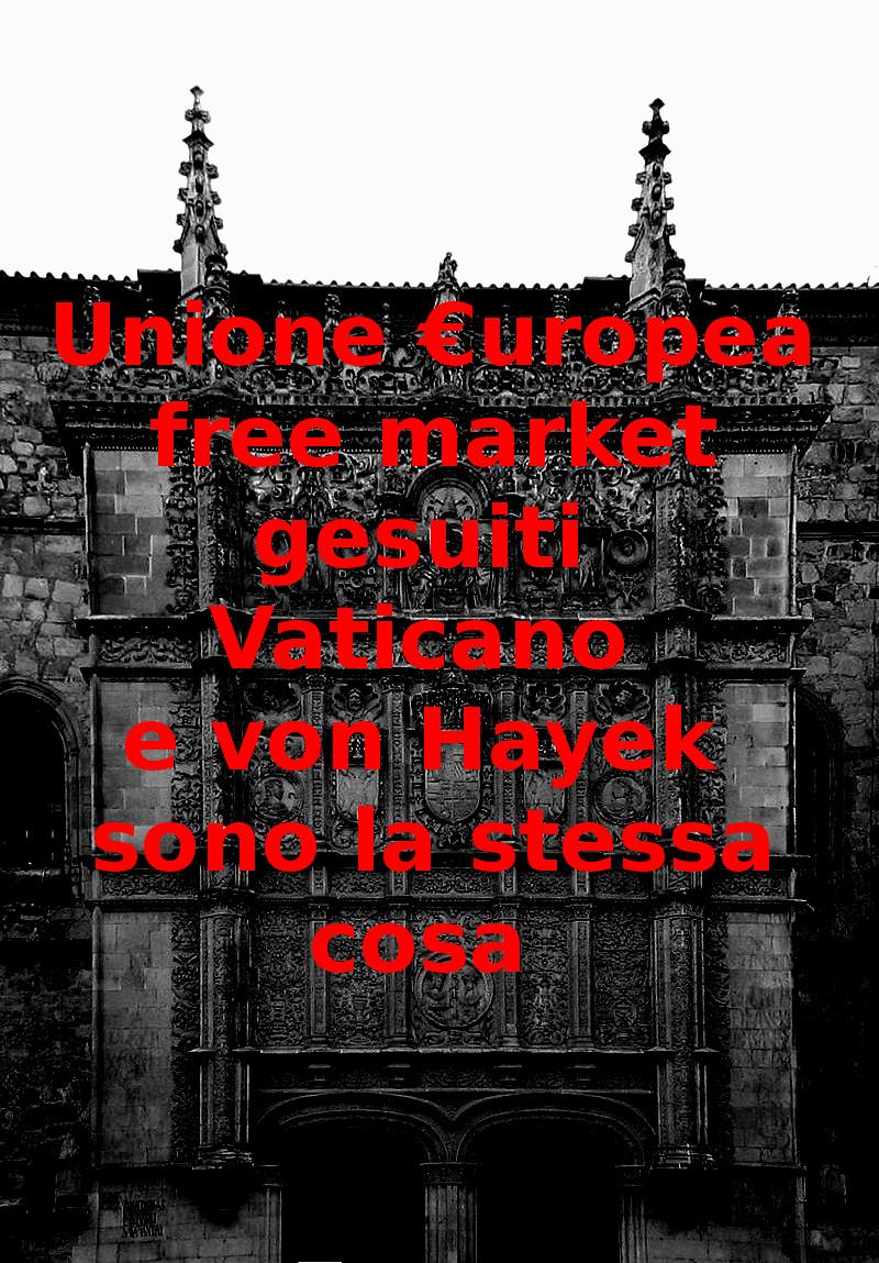 free market gesuitico