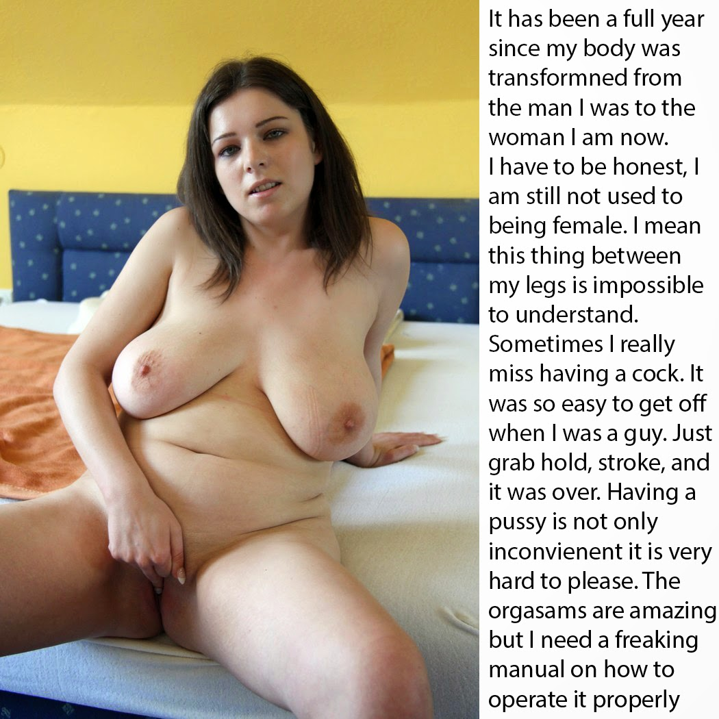Not understand Naked girls with sex change
