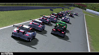 rFactor enduracers mod porsche cup 10