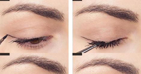 Nice Easy Long Cat Eye Makeup