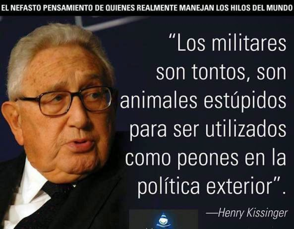Kissinger, genocida,
