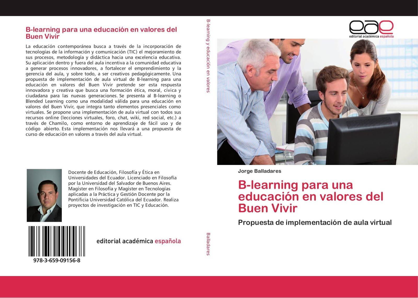 B-learning y una educación en valores del Buen Vivir