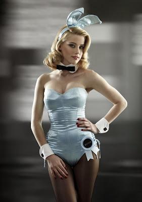 Amber Heard Playboy Bunny