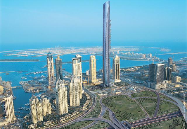 Nakheel Tower Dubai Images
