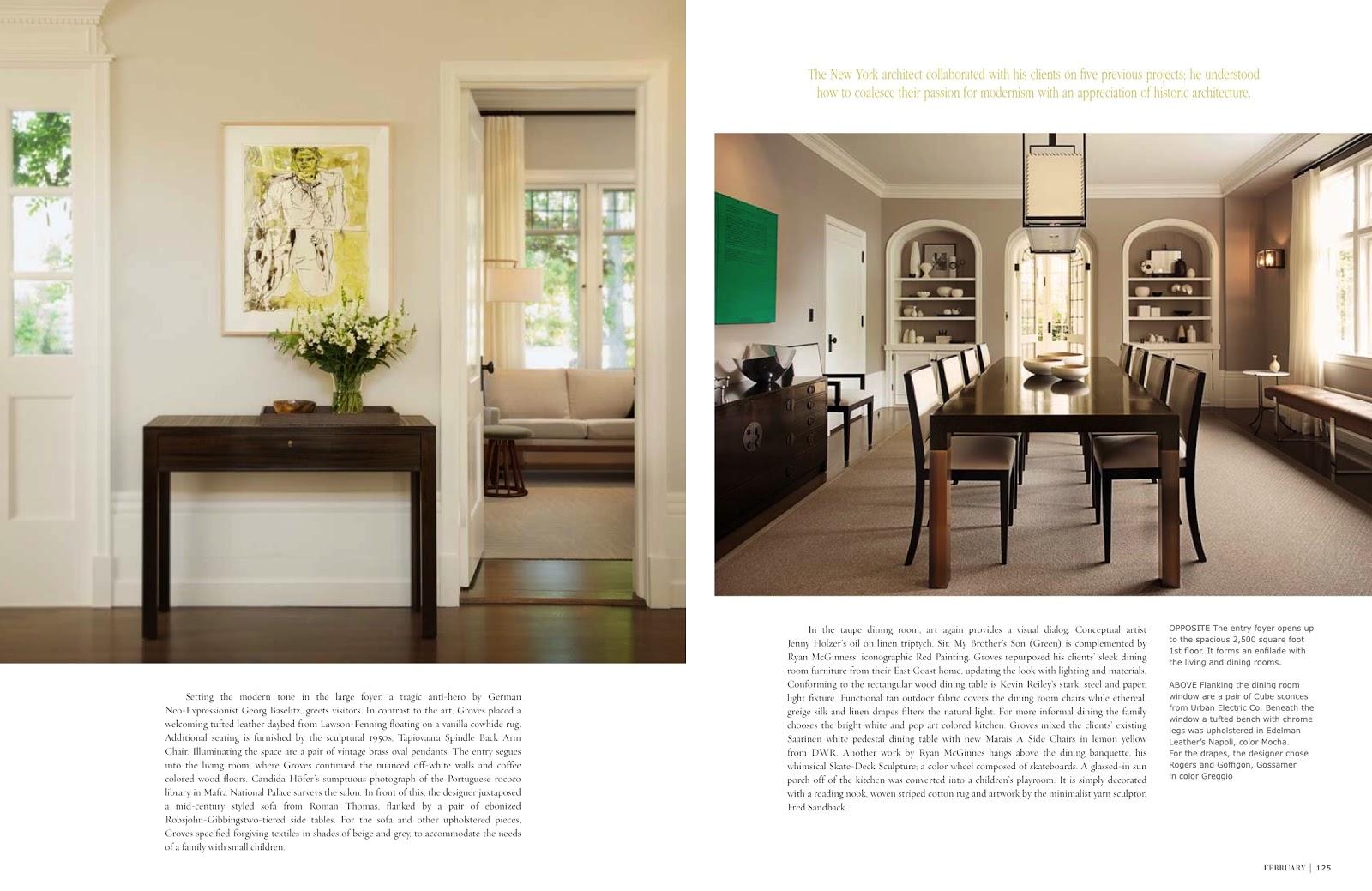 Tudor Revival Revisited California Homes Magazine February 2013