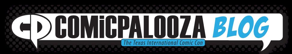 Comicpalooza Blog