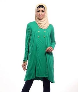 baju muslimah casual,kerudung casual,batik casual,Busana Muslim Casual,busana muslim,Model Busana Muslim,model baju,