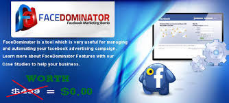 Face Dominator | Facebook Marketing Software | Facebook Group Posting Software | Download Now