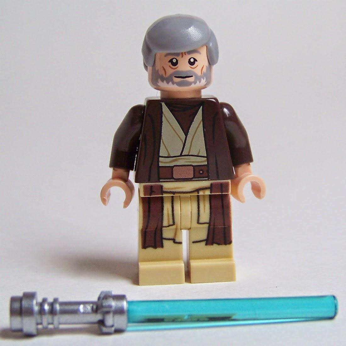 LEGO Ben Kenobi minifigure 2014