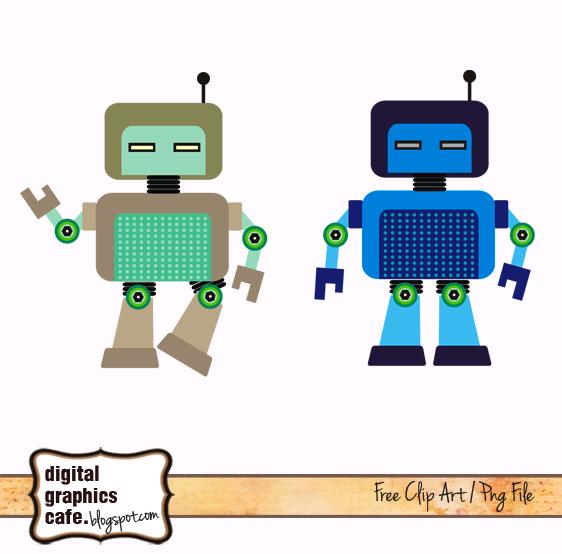 robots free graphics