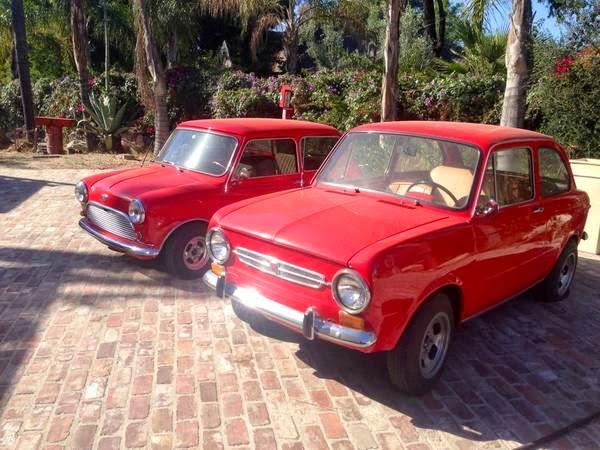 5k: Ottocentocinquanta: 1968 Fiat 850 Berlina