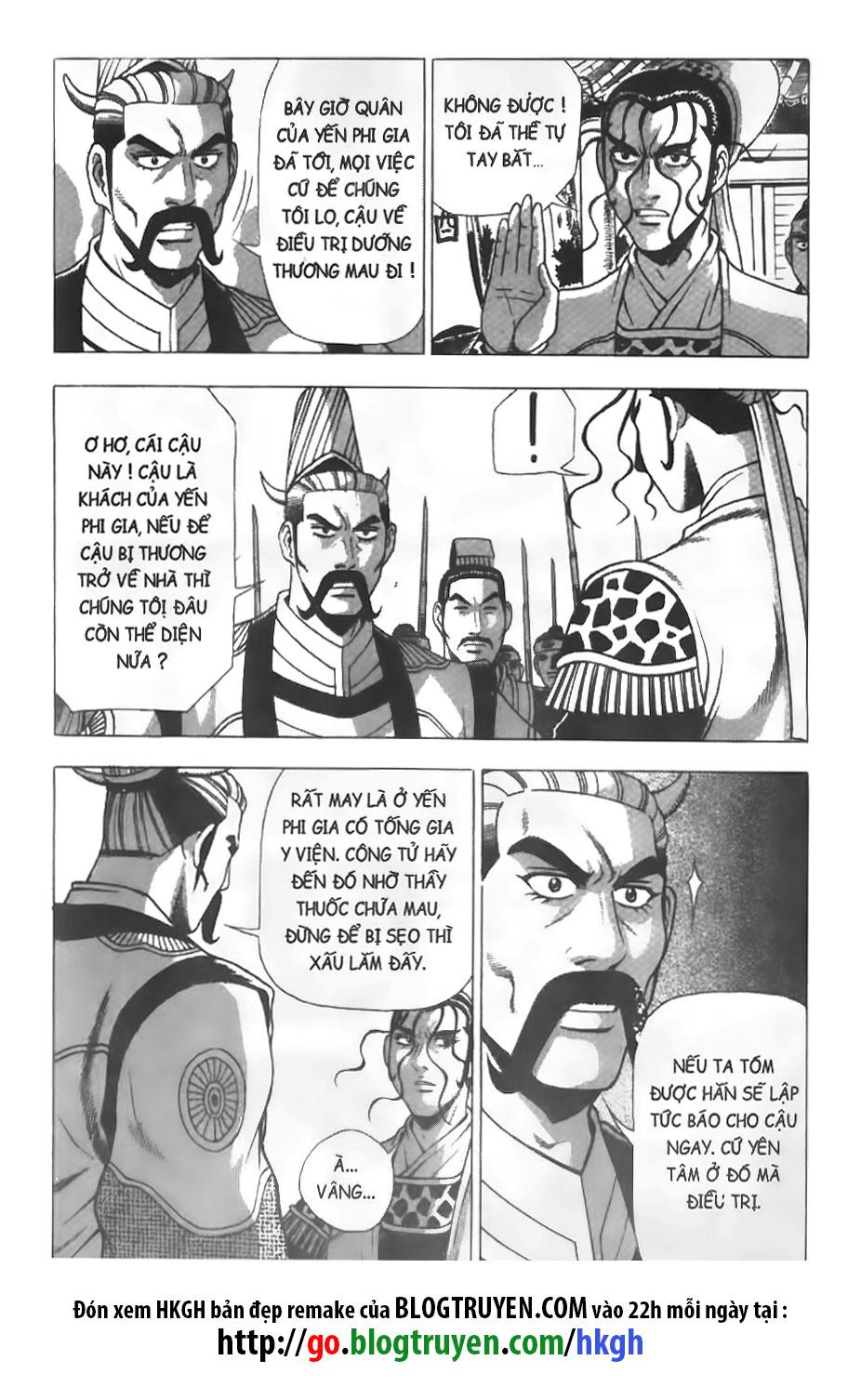 Hiệp Khách Giang Hồ chap 243 Trang 23 - Mangak.info